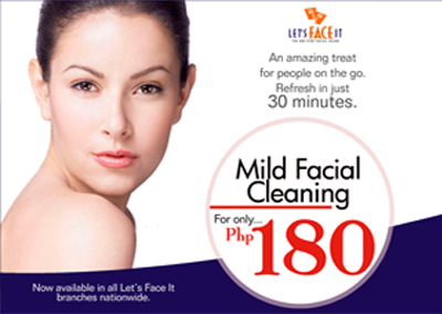 MILD FACIAL CLEANING