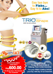 Trio iShape Body Sculpting Treatment
